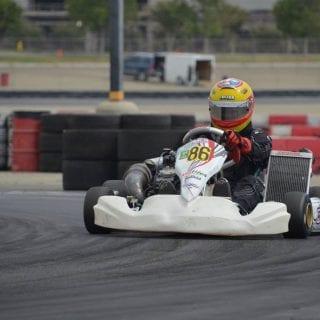 Kol Bailey Kart Racing SKUSA Driver Website