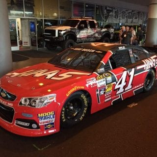 Kurt Busch Suspended Domestic Violence Case Closed