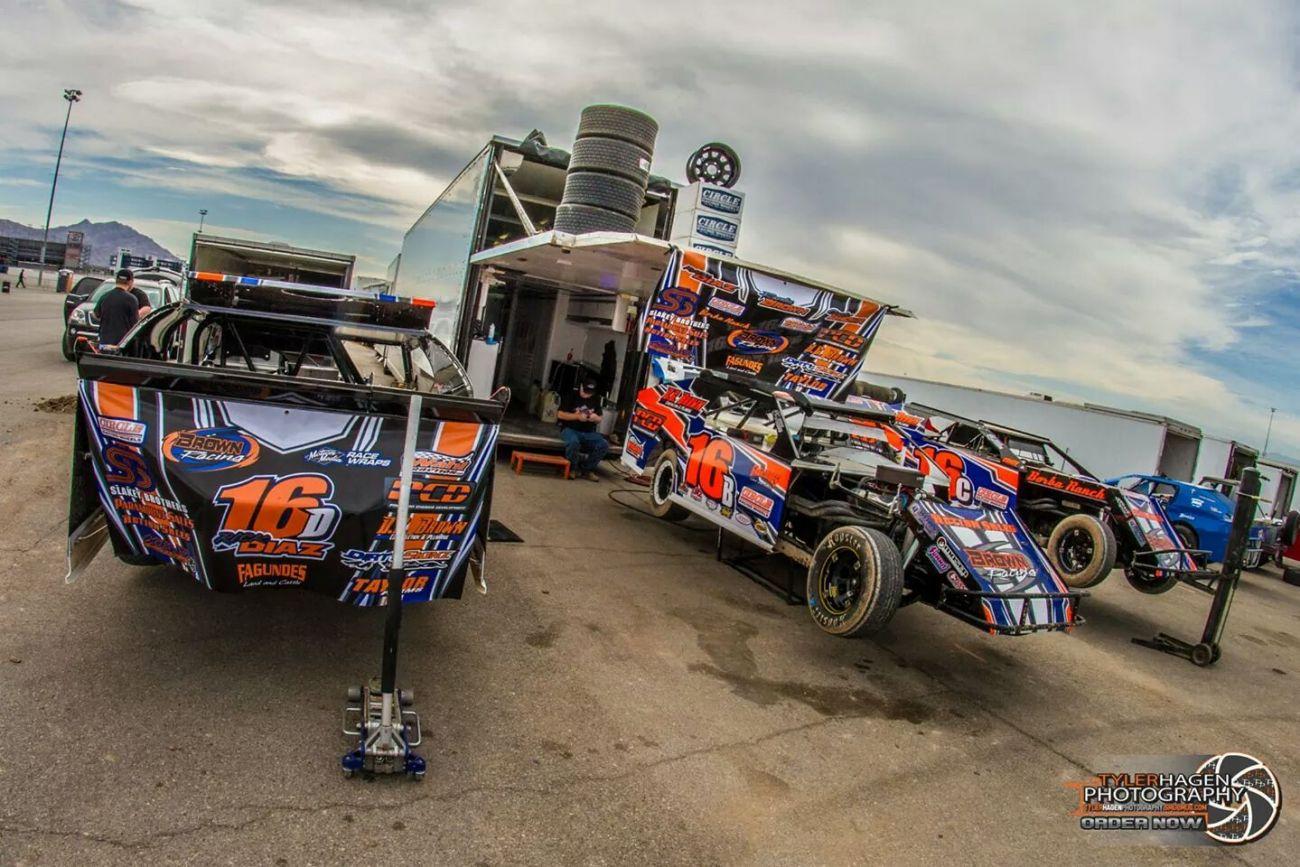 PCD Race Cars - Walters Web Design