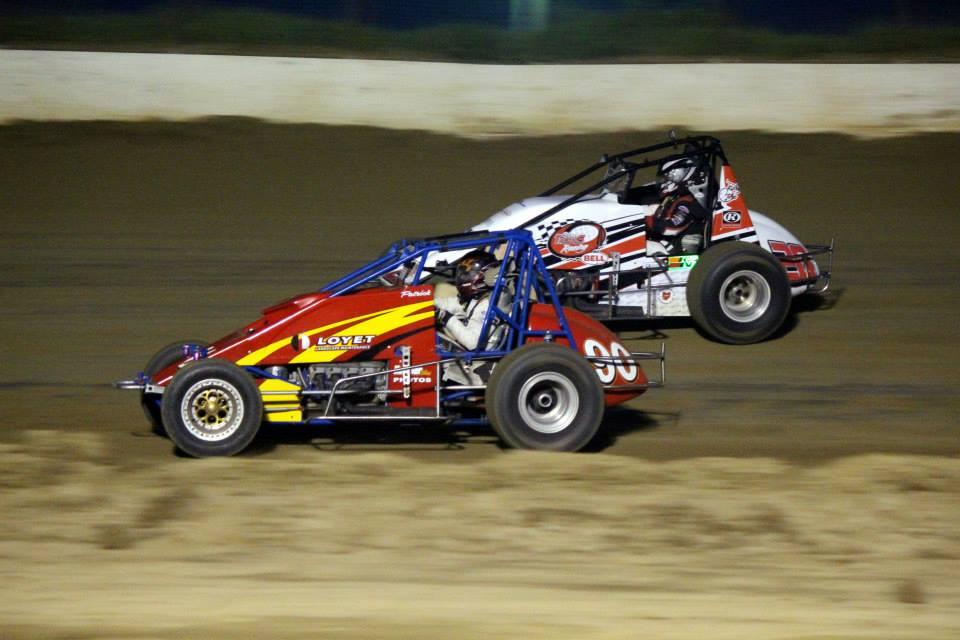 Route 45 Raceway Dirt Midget Racing