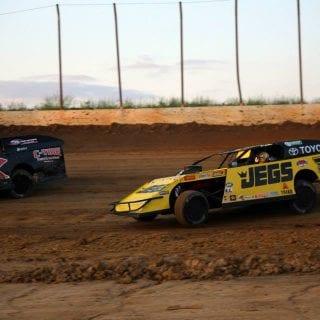 Route 45 Raceway Dirt Modified Racing