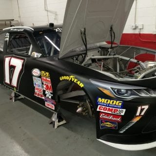 Complete NASCAR Team For Sale Photos Tanner Berryhill