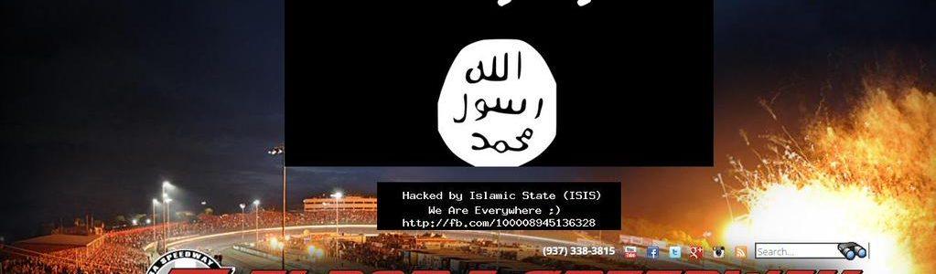 Eldora Speedway Website Hacked ISIS Message Posted