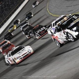 Ryan Heavner Heads To Fairgrounds Speedway Nashville