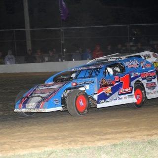Lance Dehm Racing Dirt Modified Driver Website