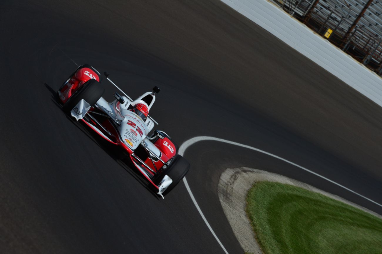 2015 Indy 500 Practice Results Led By Simon Pagenaud
