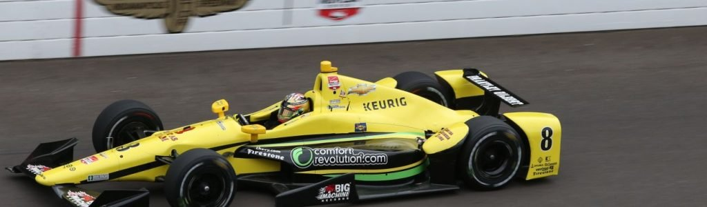 Indy 500 Practice Times ( Practice 1 )