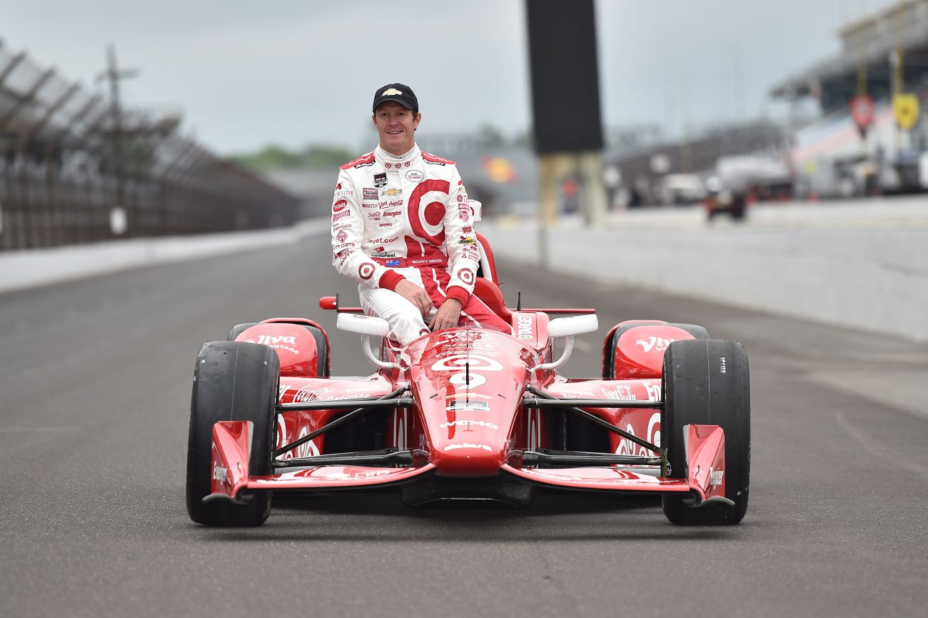 2015 Indy 500 Starting Grid - Qualifying Results Led By Scott Dixon
