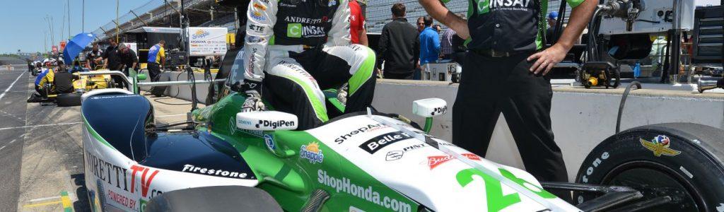 Indianapolis 500 Practice Speeds 230mph ( Practice 3 )