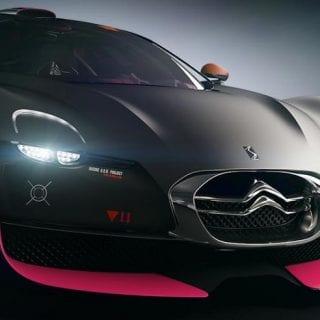 Citroen Survolt Concept Car Photos Modern Cars
