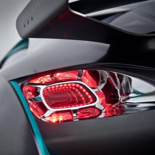 Citroen Survolt Taillight Photo