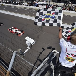 Indy 500 2015 results sheet Photo Finish