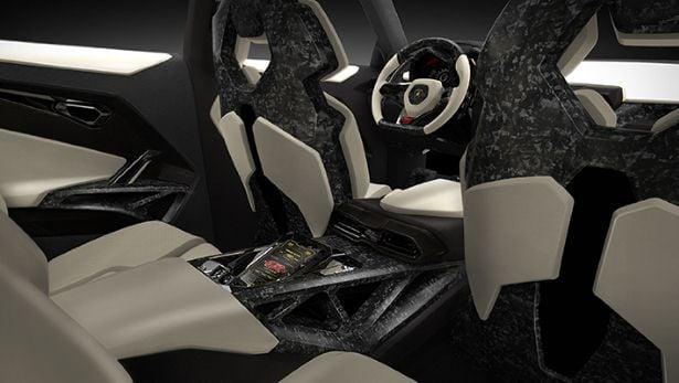 Lamborghini SUV Coming 2018 Lamborghini Urus Seats Photos