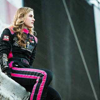 McKenna Haase Photos Female Sprint Car Driver Knoxville Raceway