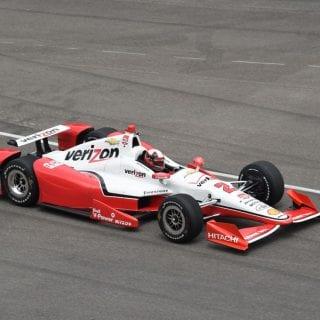 Simon Pagenaud 2015 Indy 500 Practice Speeds