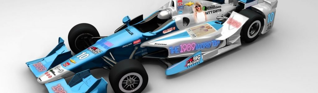 Taylor Swift Indycar Detroit Grand Prix