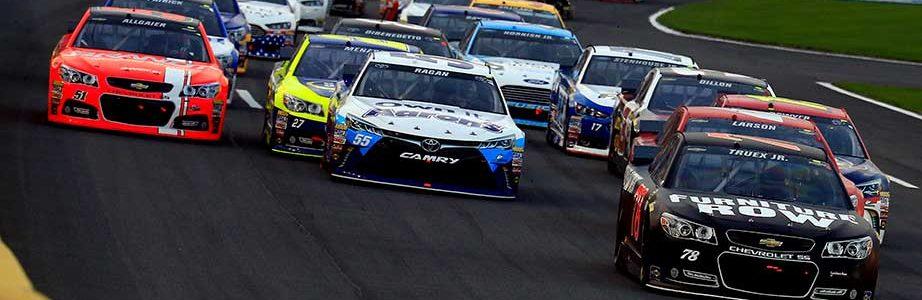 NASCAR Low Downforce Rules Change