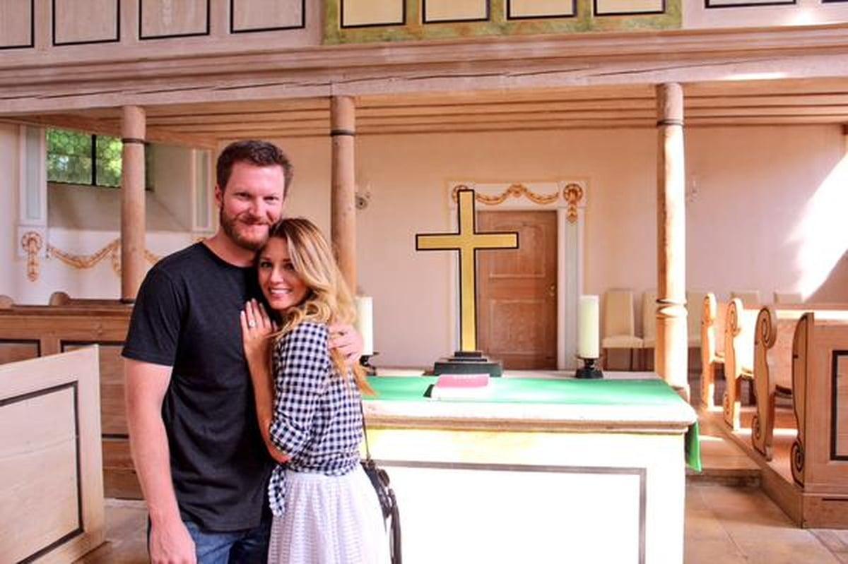Dale Earnhardt Jr Getting Married to Amy Reimann Dale Earnhardt Jr girlfriend