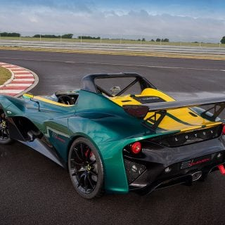 New Lotus 3 Eleven Photos Fastest Lotus Ever