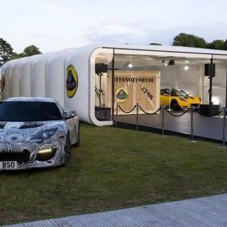 New Lotus 311 Box Photo Fastest Lotus Ever