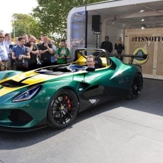 New Lotus 311 Debut Photo Fastest Lotus Ever