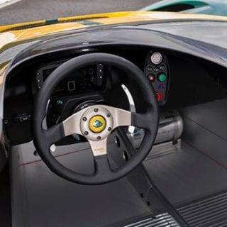 New Lotus 311 Interior Photos Fastest Lotus Ever
