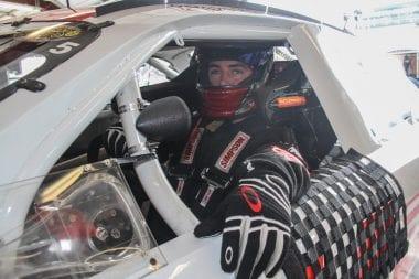 Ryan Heavner Chicagoland Speedway ARCA Series Photos