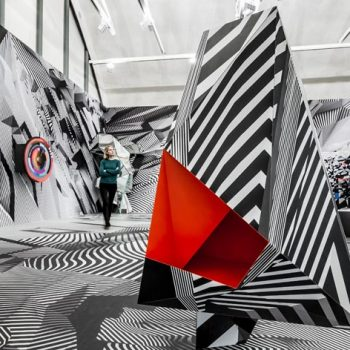 Tobias Rehberger Home and Away and Outside Art Photos