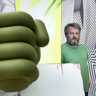 Tobias Rehberger Photo Portrait