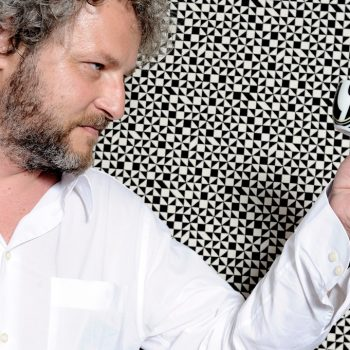 Tobias Rehberger Portrait Photo