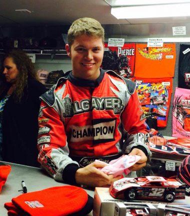 Bobby Pierce Making NASCAR Debut At Eldora Speedway Truck Race