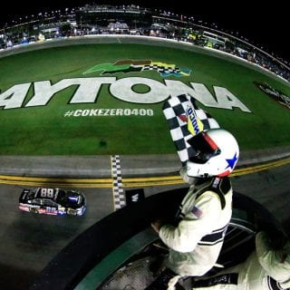 Daytona Night Race Results 2015 Dale Earnhardt Jr