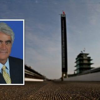 Mark Miles CEO of Hulman & Co Indycar CEO