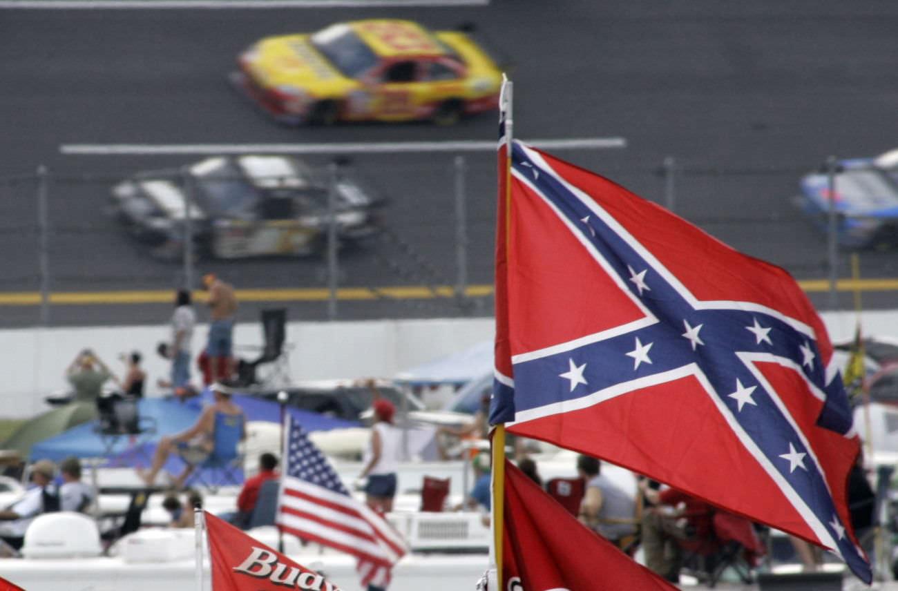 NASCAR CEO Confederate Flag Statement