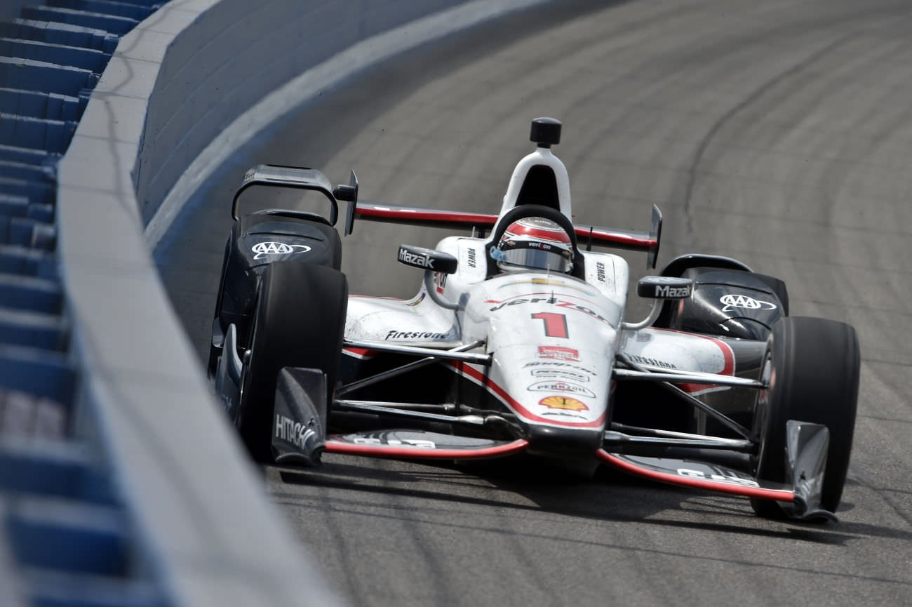 Will Power Fined $25,000 after Auto Club Speedway Indycar Comments