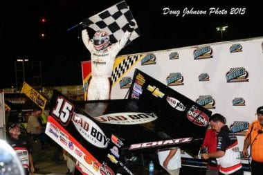 2015 Knoxville Nationals Results Led By Donny Schatz