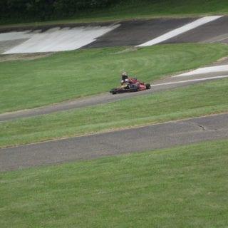 Adkins Raceway Park Karting Track