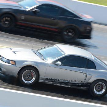 AmericanMuscle Car Show Bama Mustang Photos