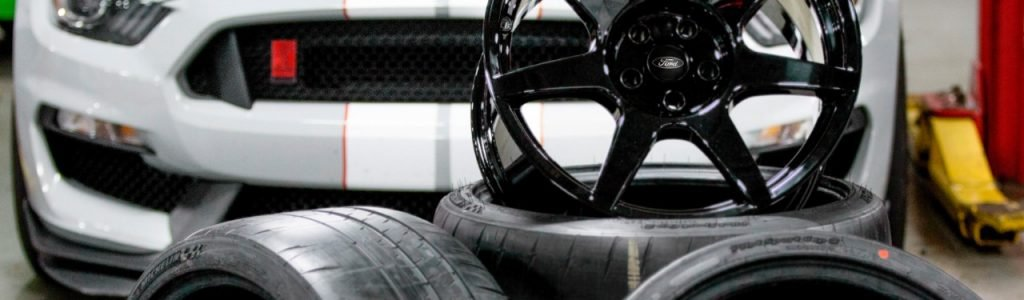Ford Shelby GT350 Carbon Fiber Wheels