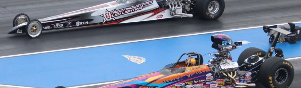 Nicoletti Motorsports Drag Racing Team Website Launched