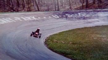 Old Adkins Raceway Park Karting Track