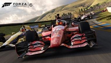 Forza Motorsport 6 Indycar Rahal Photos