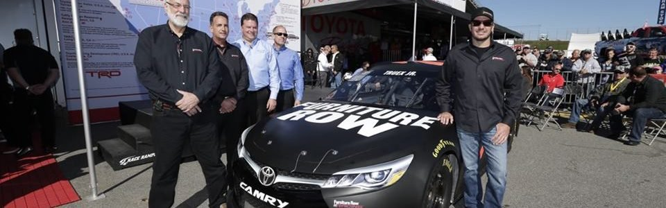 Furniture Row Racing to Field Toyota Camry in 2016