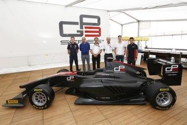 GP3/16 Car Photos