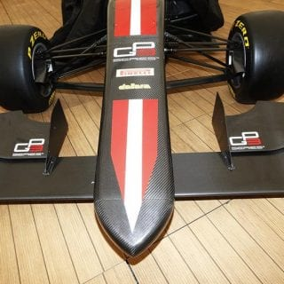 GP3/16 Car Photos Dallara Chassis