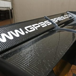GP3/16 Car Photos Rear Wing