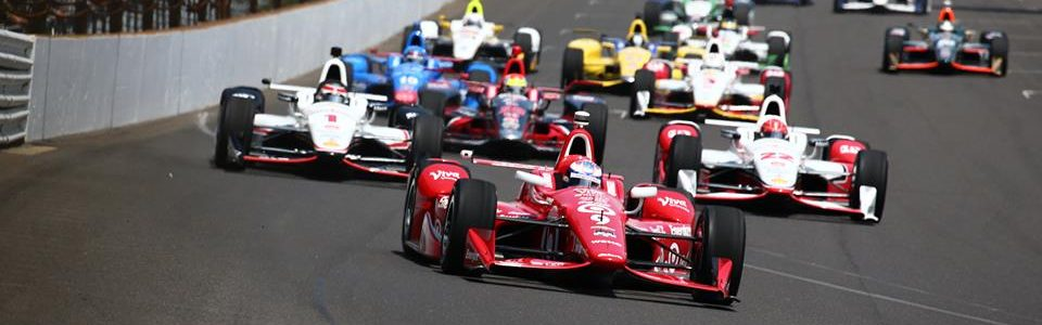 2016 Indycar Schedule Released