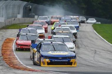 2016 NASCAR Xfinity Schedule Released