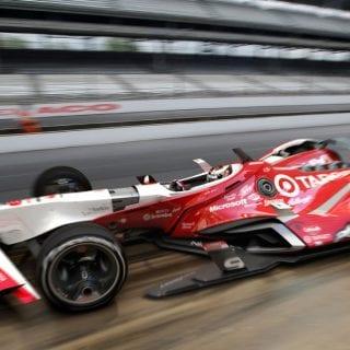Artist Matúš Procháczka Creates 2035 Dallara DW30 Indycar Chassis Rendering