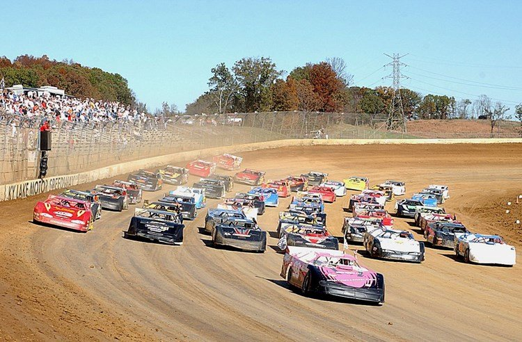 Eminent Domain Claims Kentucky Lake Motor Speedway Dirt Track Closed
